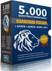 Passe Já - 5.000 questões - Carreiras Fiscais