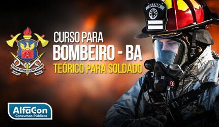 Soldado Bombeiro Militar da Bahia - BM BA