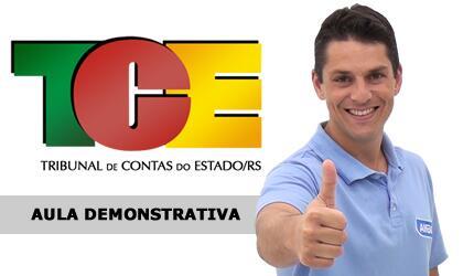 Oficial de Controle Externo - TCE RS
