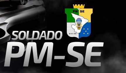 Soldado da Polícia Militar do Estado de Sergipe - PM SE