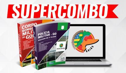 Supercombo pm bombeiro go stream