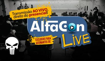 Alfacon live streaming